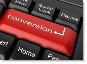 Website lead conversions