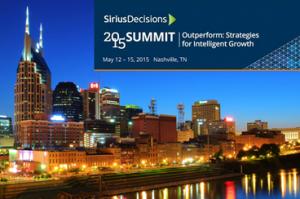 Sirius Decisions 2015 Summit