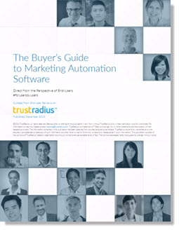 marketing automation buyers guide