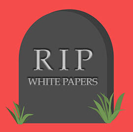 white paper marketing